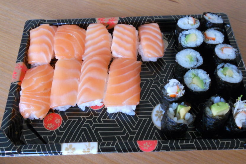 Mes petits sushis
