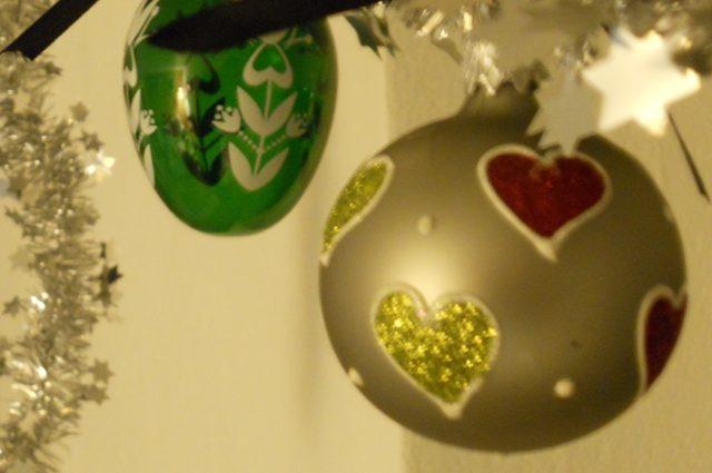 Boules (de Noël)