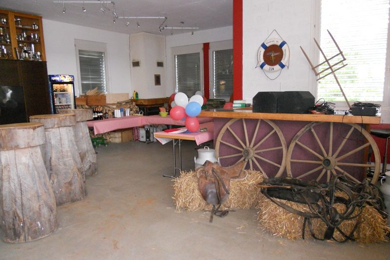 Cow boy party